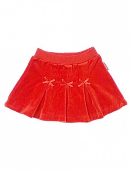 Юбка Красный бантик (Размер: 92)