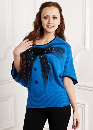 Голубая Блузка С Доставкой