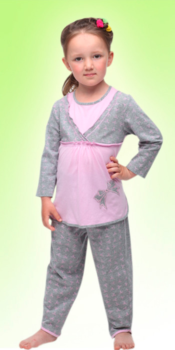 детская пижама pelican gntp179
